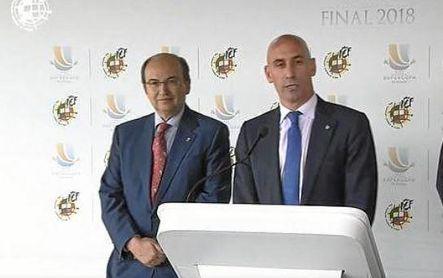 El Sevilla solicita la baja en la Asociación de Clubes de Fútbol Femenino por la querella a Luis Rubiales