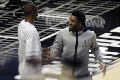 Jazz consolida liderato con nueva marca; Lakers, tres derrotas seguidas