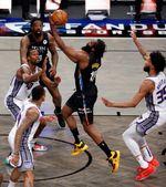 127-118. Harden logra triple-doble y Nets amplían racha ganadora a siete partidos