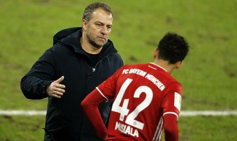 Jamal Musiala, la joven joya del Bayer, jugará con Alemania