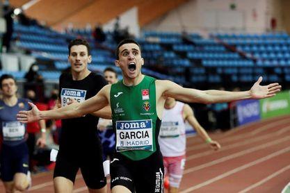 """Mariano García: """"Espero pelear por las medallas en el Europeo"""""""
