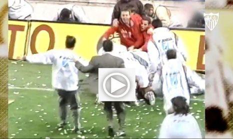 La épica remontada del Sevilla ante el Panathinaikos con el Dortmund en mente