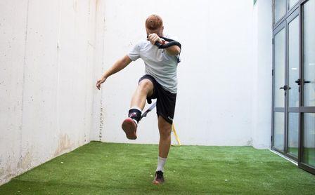 Los estiramientos son la parte fundamental de todo deporte.
