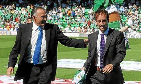 """Alfonso, sobre el Betis y Pellegrini: """"Hace tres meses, el entrenador no servía"""""""