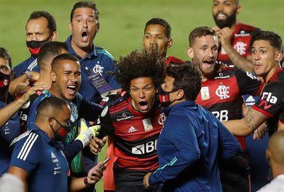 Flamengo repite el título y conquista su octava estrella en la Liga de Brasil
