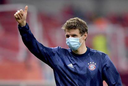 Müller volverá a la convocatoria del Bayern mañana contra el Colonia
