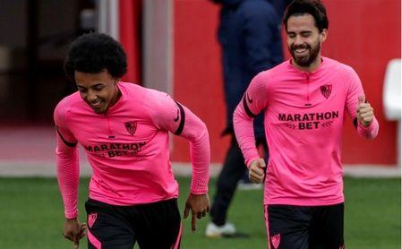 Así está la enfermería del Sevilla FC: de la vuelta de Suso a la prueba de Ocampos