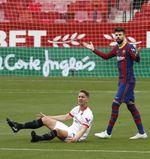 0-2. Dembélé y Messi reenganchan al Barça a LaLiga