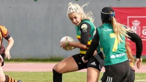 La jugadora de rugby Laura Alonso se enfrenta a un agresor que pretendía robarle