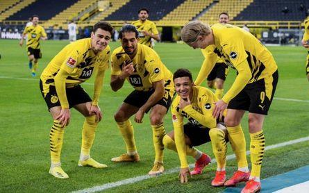 El Dortmund sigue metiendo miedo