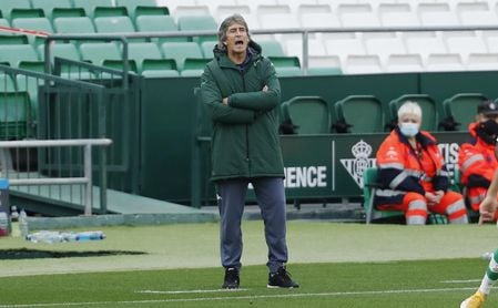 Pellegrini lidera al segundo mejor Betis del siglo XXI