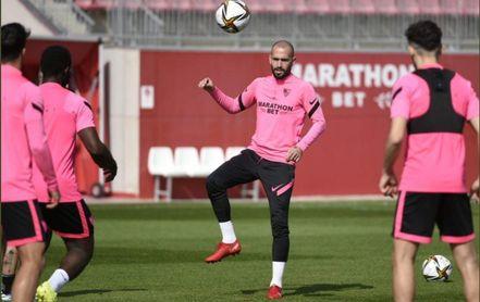 Cuenta atrás para un Sevilla centrado ya en lograr otra final de Copa