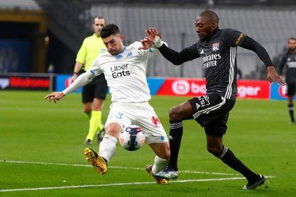 El nuevo Marsella nace con un empate ante el Lyon