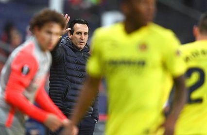 Emery, pendiente de recuperar a Peña y Alcácer para Mestalla