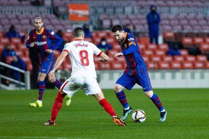 Barcelona 3-0 Sevilla FC: Un cruel desenlace con todos los ingredientes posibles
