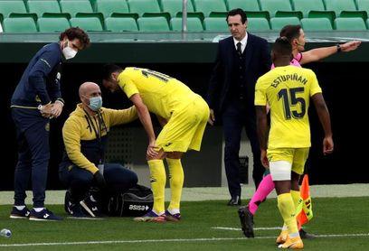 La lesión de Iborra en diciembre marca un antes y un después en el Villarreal