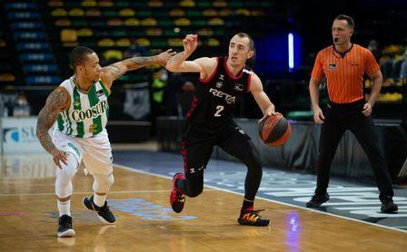Bilbao Basket 86-84 Real Betis: Cae ante un rival directo y en descenso