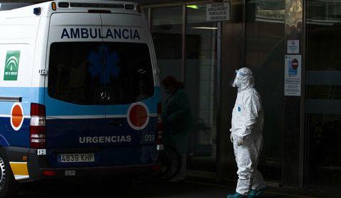 Andalucía suma 904 casos, once muertes y la IA sube ligeramente