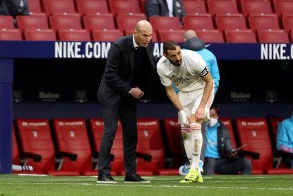 """Zidane: """"Estamos vivos"""""""