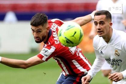"""El Atlético: """"Algunos están acostumbrados a tener siempre el viento a favor"""""""
