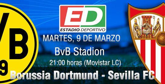 Dortmund-Sevilla: Con su mejor versión, sí que puede