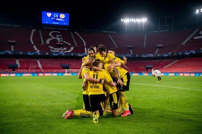 Marco Reus es el capitán del Borussia Dortmund.