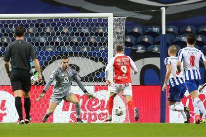 Coates y Abel Ruiz, brillo y goles en la Liga Portugal