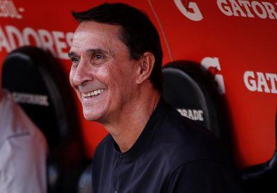 Guimarães viaja con un Nacional incómodo por la ausencia de Andrade y Castro