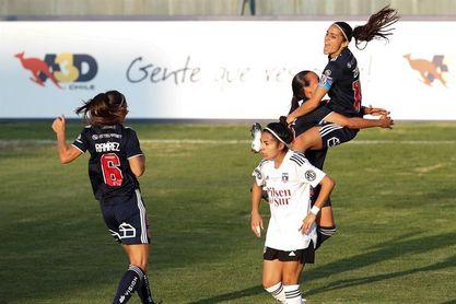 La Universidad de Chile se clasifica para los cuartos de final de la Libertadores femenina