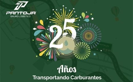 PANTOJA Grupo Logístico, 25 años transportando carburantes