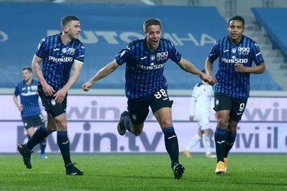 3-1. El Atalanta golea sin despeinarse antes de la visita al Real Madrid