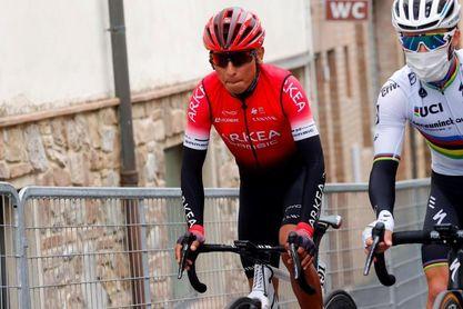 Nairo Quintana es proclamado ganador de la Vuelta Asturias 2017