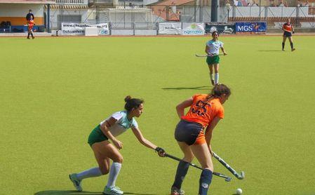 Sábado de hockey hierba en el CDU Los Bermejales
