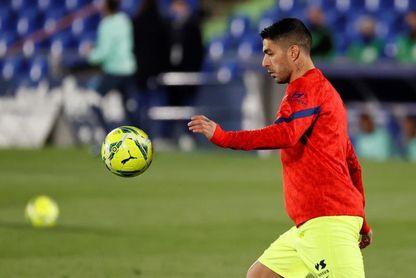Correa por Joao, Giménez por Felipe y Saúl por Lemar, en el once del Atlético