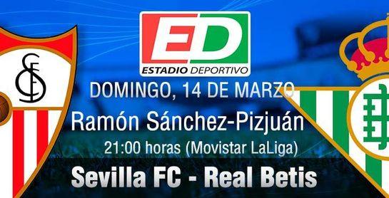 El derbi Sevilla F.C. - Real Betis: Europa en juego