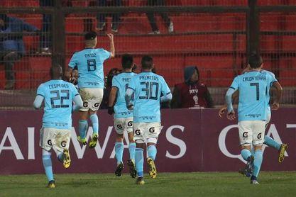 Sporting Cristal gusta y golea en el inicio de la Liga 1 de fútbol en Perú