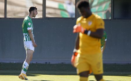 Betis Deportivo 4-0 Linares: Al filial le salen las cuentas gracias a Raúl.