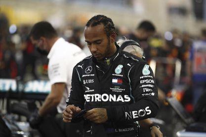 """Hamilton: """"Los Red Bull pueden ser los favoritos en el primer Gran Premio"""""""