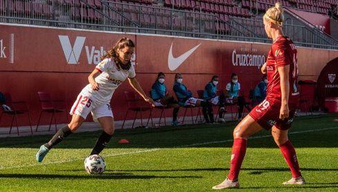 El Sevilla Femenino caza un punto que sabe a poco