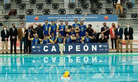 El sevillano Miguel de Toro, campeón de la Copa del Rey
