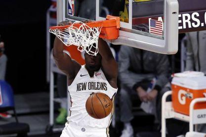 135-115. Williamson e Ingram imponen su poder con Pelicans ante los irregulares Clippers