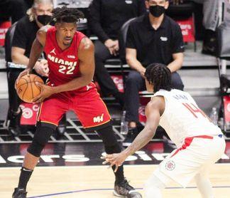 97-102. Jimmy Butler deja a los Heat con la cuarta victoria consecutiva