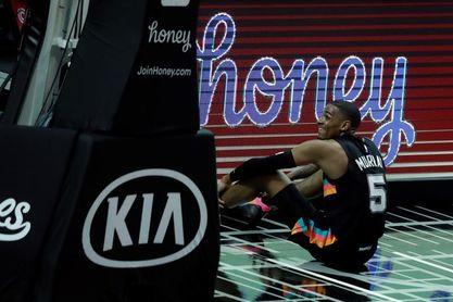99-109. Murray encabeza el ataque y la defensa decide el triunfo de Spurs