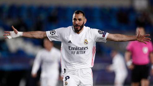 El Real Madrid recupera la autoridad (3-1).