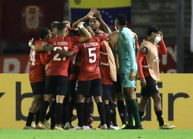 El Caracas detecta once casos de covid-19 tras su debut en la Libertadores