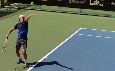 El hijo de Bjorn Borg, invitado al Challenger 80 y a la previa del ATP 250.