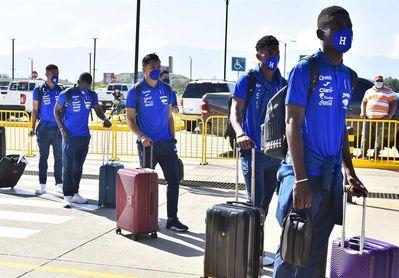Con Rivas en sus filas, Honduras va a México con el sueño de llegar a Tokio
