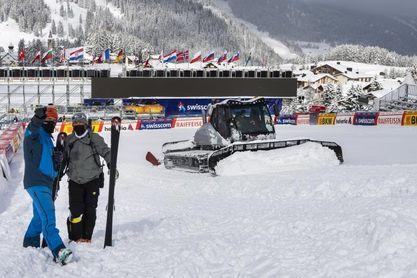 Suspendidos los descensos de Lenzerheide; Feuz y Goggia, campeones