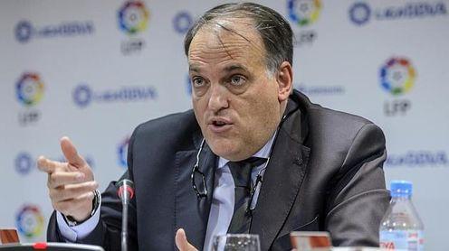 Tebas pone fecha al regreso del público: estos son los partidos que abrirían los estadios de Sevilla FC y Betis