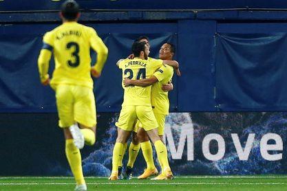 2-0. Gerard rubrica una cómoda clasificación del Villarreal